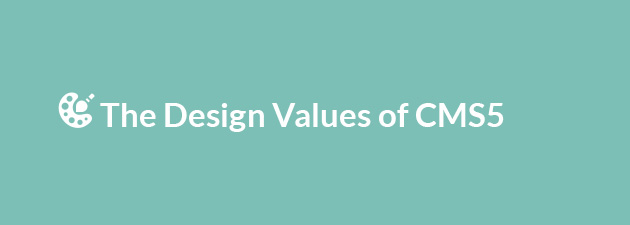 design values cms5